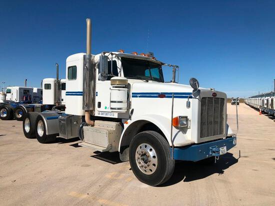 2012...Peterbilt 367 T/A Sleeper Hydraulic Truck Road Tractor (Unit #TRH-820)