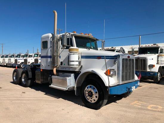 2012...Peterbilt 367 T/A Sleeper Hydraulic Truck Road Tractor (Unit #TRH-397)