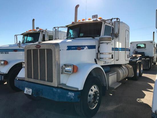 2012...Peterbilt 367 T/A Sleeper Hydraulic Truck Road Tractor (Unit #TRH-351)