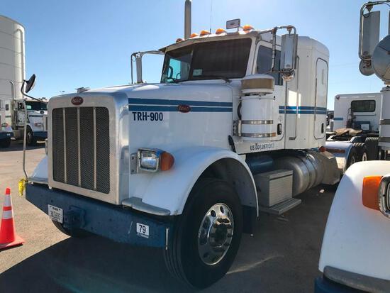 2012...Peterbilt 367 T/A Sleeper Hydraulic Truck Road Tractor (Unit #TRH-900)