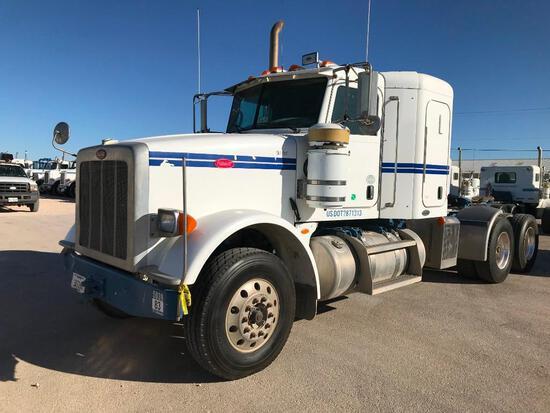 2011...Peterbilt 367 T/A Hydraulic Truck Road Tractor (Unit #TRH-968)