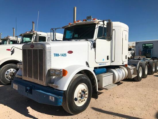 2005 Peterbilt 378 T/A Sleeper Hydraulic Truck Road Tractor (Unit #TRH-1425)