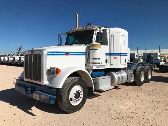 2012...Peterbilt 367 T/A Sleeper Hydraulic Truck Road Tractor (Unit #TRH-303)
