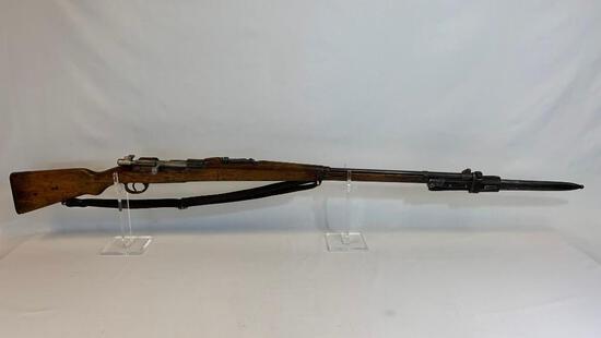 MAUSER-VERGUIERO MODEL 1904 RIFLE