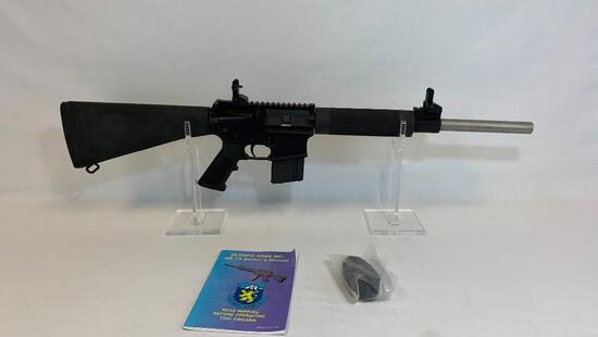 OLYMPIC ARMS AR-15 RIFLE