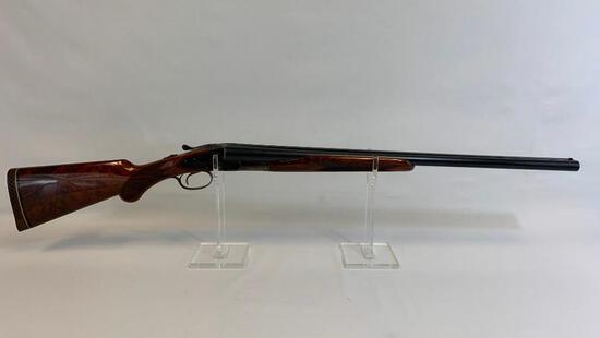 LC SMITH DOUBLE BARREL SHOTGUN