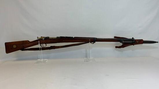 SWEDISH MAUSER MODEL 1896