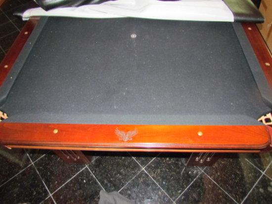 Harley Davidson Pool Table Auctions Online Proxibid - Electronic pool table