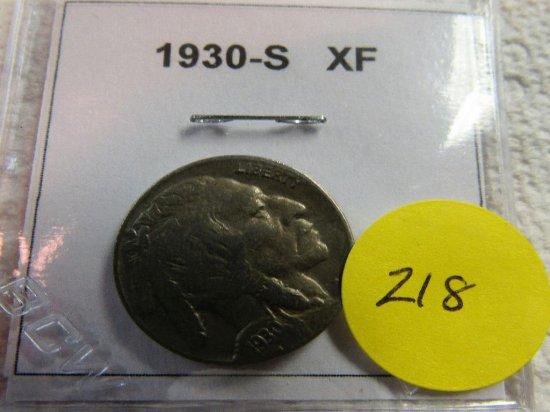 1930-S Buffalo Nickel