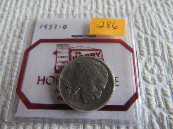1937- Buffalo Nickel