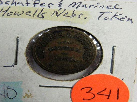 5 Cent Howells NE Token