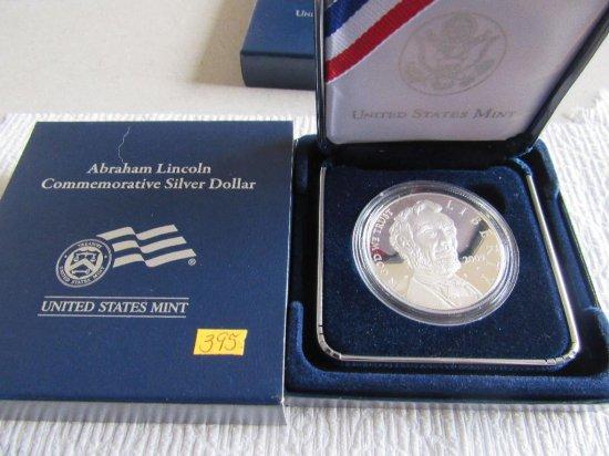 Abraham Lincoln 2009 Commemorative Dollar