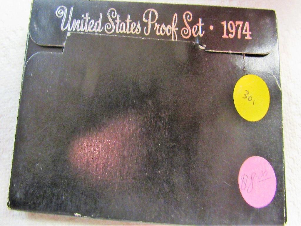 1974 Proof Set
