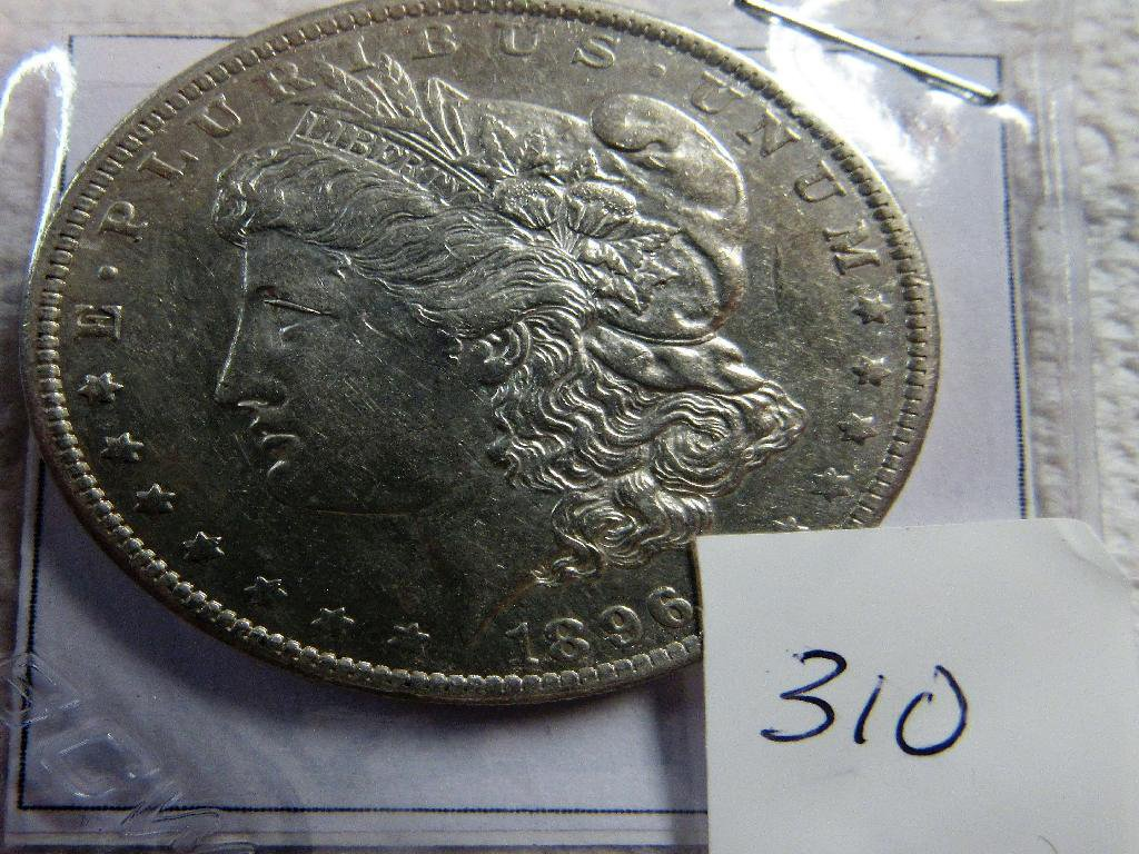1994-O Morgan Dollar AU