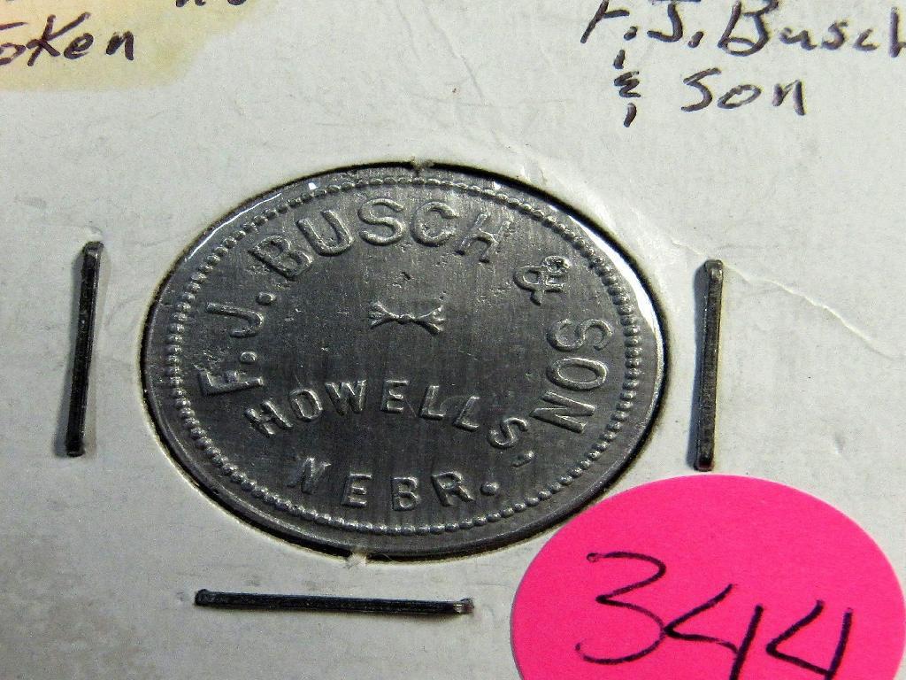 25 Cent Howells NE Token