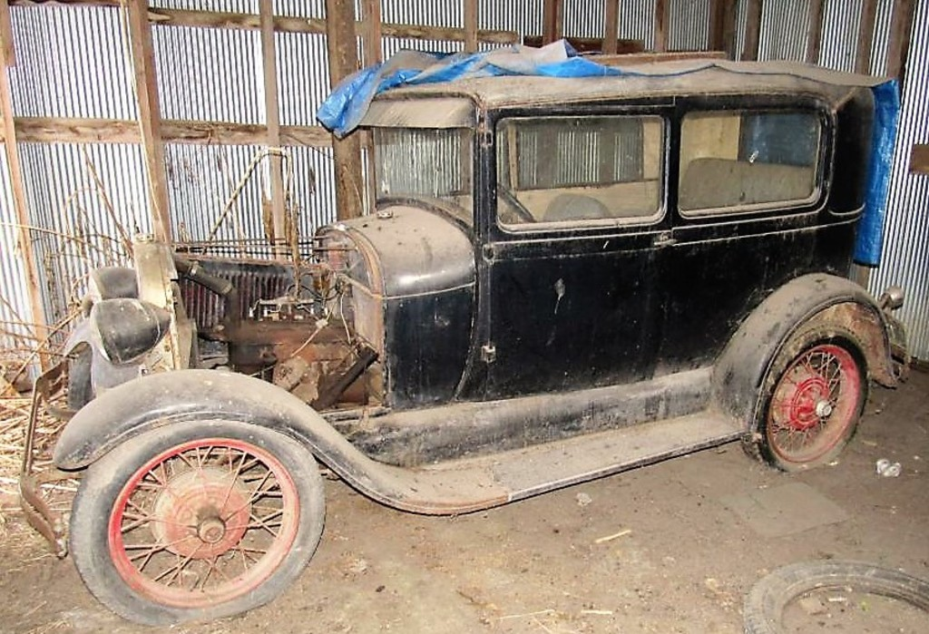 Guns, Ammo, Toys, Coins, Rings and 1931 Model T