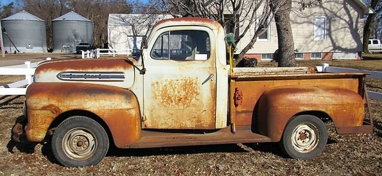 1951 Ford Truck, Antiques & Collectibles