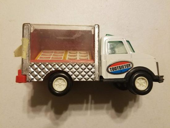 Tootsie Toy Delivery Truck