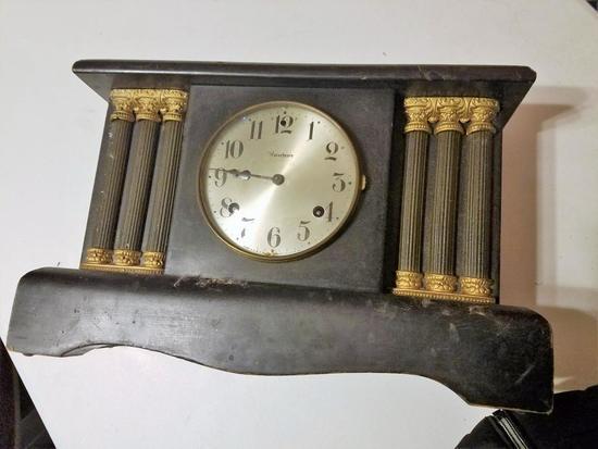 Waterbury Mantle Clock