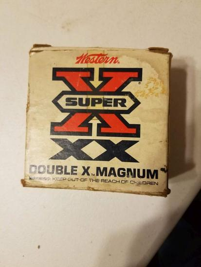 Western Super X Magnum 12 ga. Shells