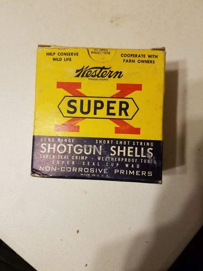 Western Super X 12 ga. Shells