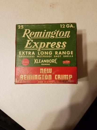 Remington Express 12 Ga. Shells