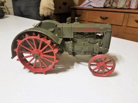 Case Steel Wheel Tractor