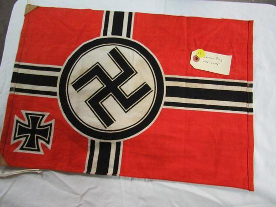 "German Flag 19 1/2"" x 13 1/2"""