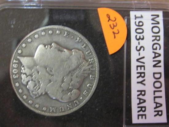 1903S MORGAN DOLLAR
