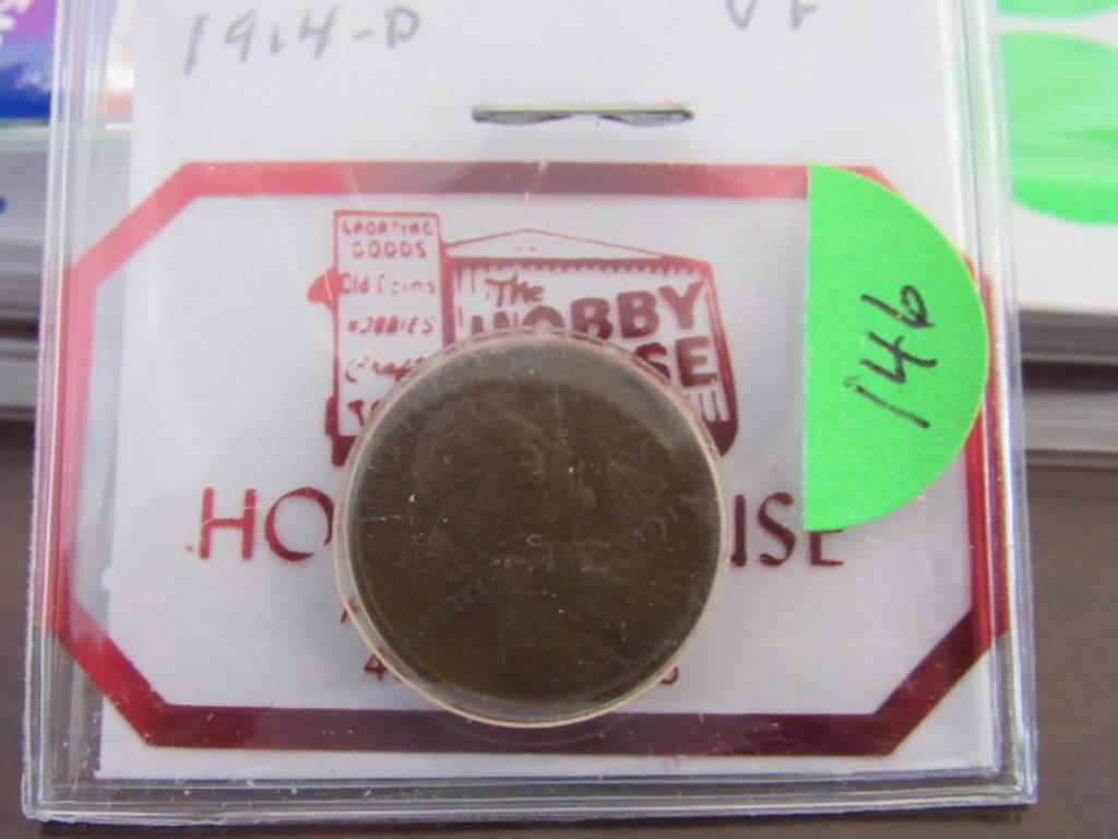 1914-D Lincoln Cent