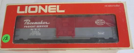 Lionel Pacemaker Freight