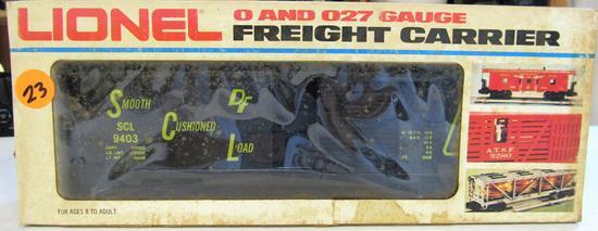 Lionel Seaboard Coast Line Boxcar