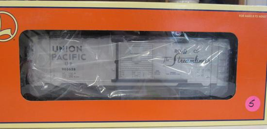 Lionel BE Specific Boxcar UP 903658