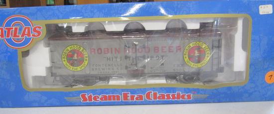 Atlas Steam Era Classic train