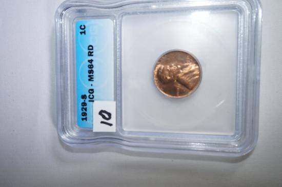 1929S Lincoln cent