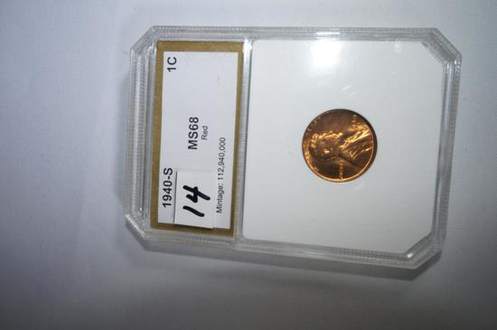 1940S Lincoln  cent