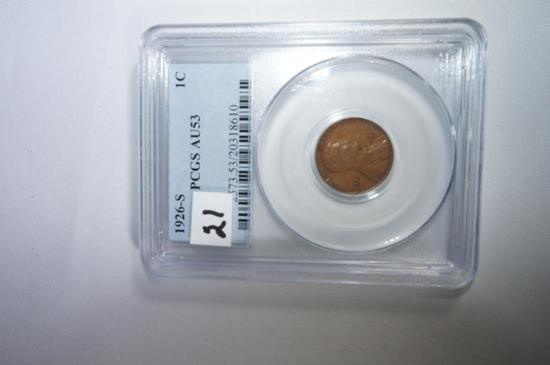 1926S Lincoln  cent