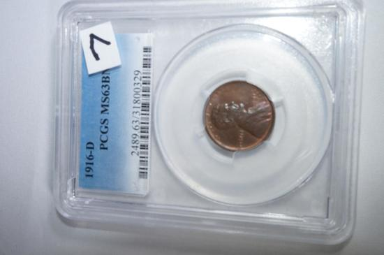 1916D Lincoln  cent