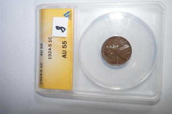 1924S Lincoln cent