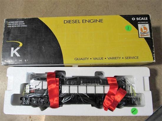 K Line Diesel Engine