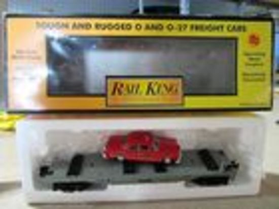 Rail King Tough and Rugged O and O-27 Freight Cars