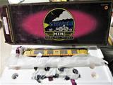 Union Pacific Propane Turbine Locomotive Set w/protosound 2.0