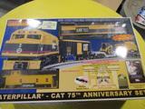 Rail King Caterpillar set