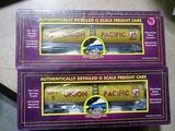 M.T.H Electric Trains - Union Pacific #7 and #5