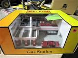 Rail King Citgo Operation Gas Station
