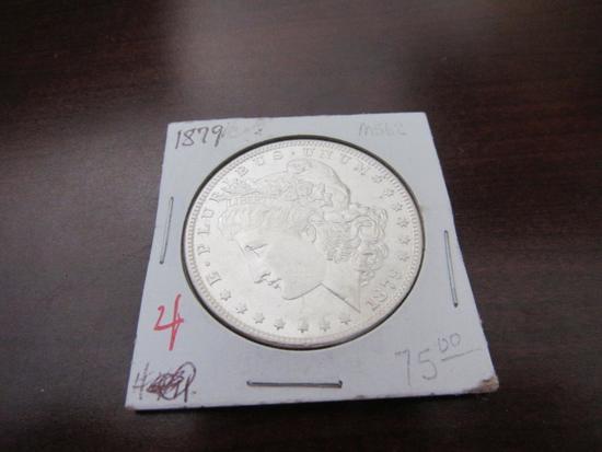 1879-P Silver Dollar