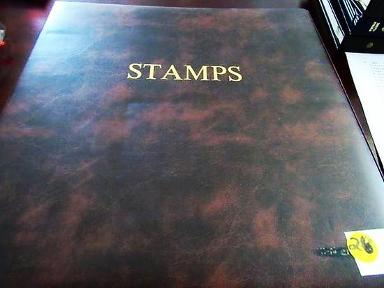 Double Paged Mint Sheet/Block Album