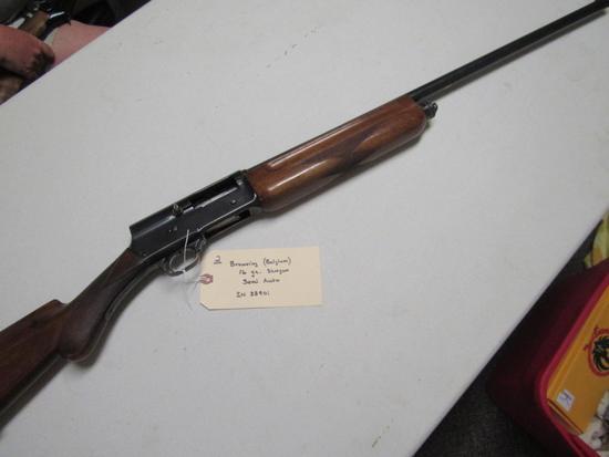 Browning 16 Ga. Semi-Auto