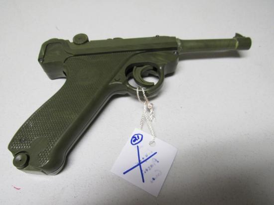 Premier Luger Plasic Hand Gun