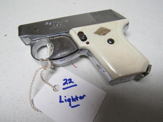 Gun or Lighter??, Perfecta D.B.P. Germany